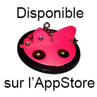 Disponible sur l'Appstore