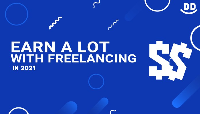 How much you can earn in freelancing in 2021