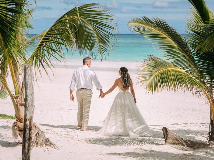 Beach session in Tulum and Cenote