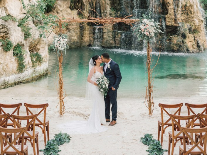 WEDDING IN HOTEL XCARET MEXICO