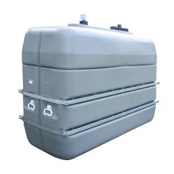 cuves fioul de stockage 2000 litres double paroi pehd de cemo