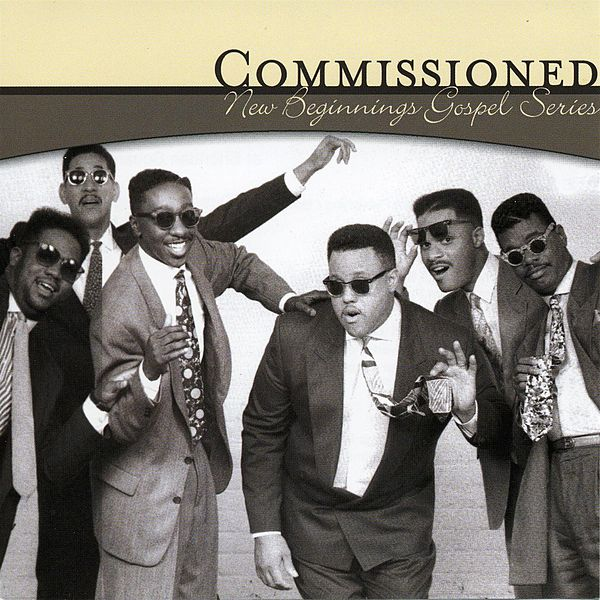 Image result for gospel group commissioned