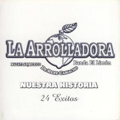 Resultado de imagen para NUESTRA HISTORIA (2003) arrolladora banda el limon