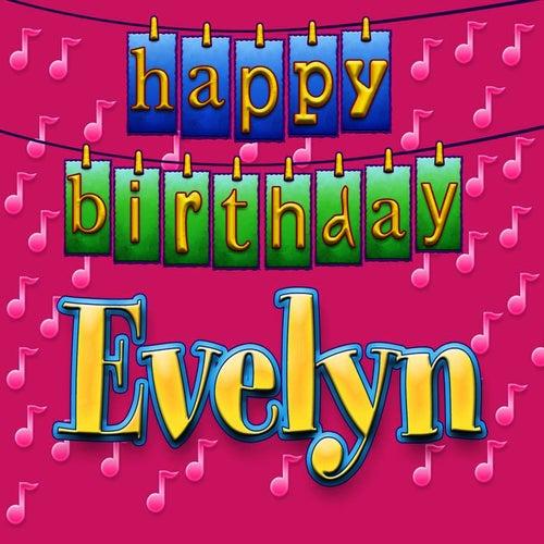 Happy Birthday Evelyn Personalized Von Ingrid Dumosch Napster