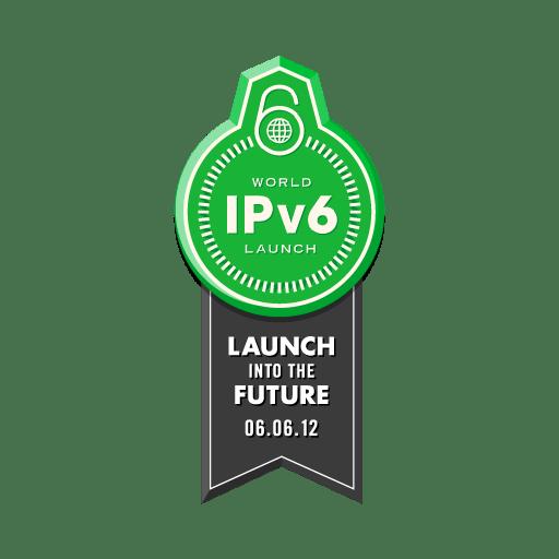 World IPv6 Launch Day - June 6, 2012