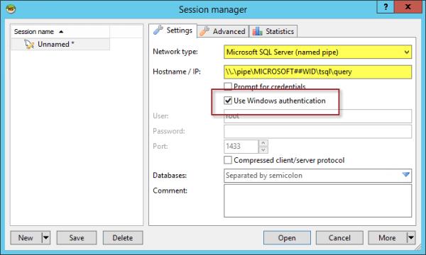 DirectAccess SQL Server High CPU Usage