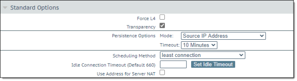 Always On VPN IKEv2 Load Balancing with KEMP LoadMaster