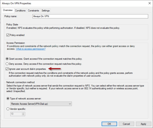Troubleshooting Always On VPN Error 691 and 812 – Part 2