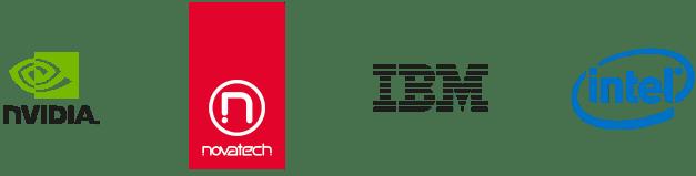 AI intel nvidia novatech ibm