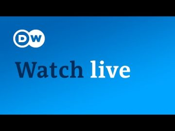 DW News Livestream | Latest news and breaking stories