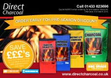 BarBeQue Charcoal Range Flyer