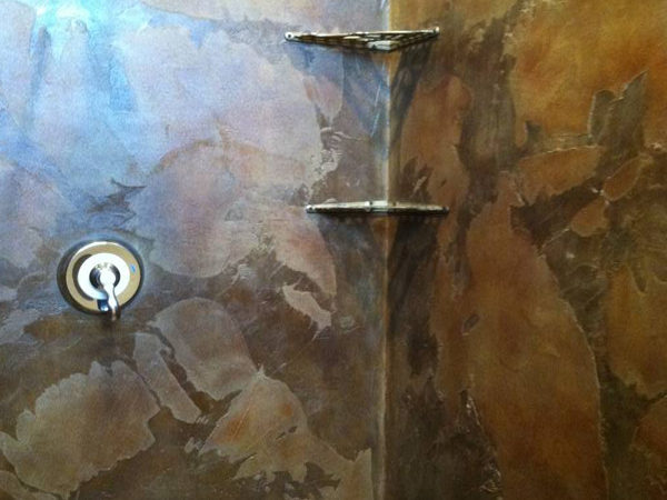 Deco Gel Stained Shower