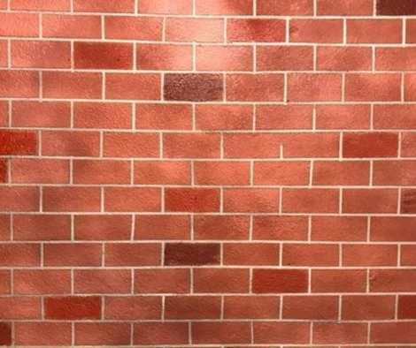Brick Concrete Stencil for Walls
