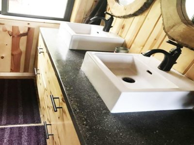 Concrete Bathroom Vanity