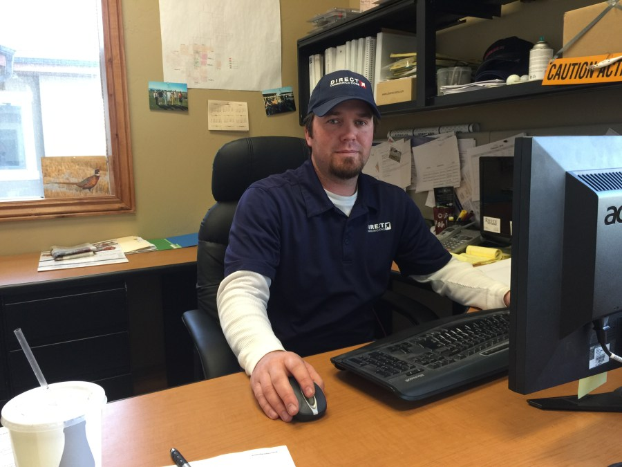 Cody Bailey- Central Office/Inside Plant Manager