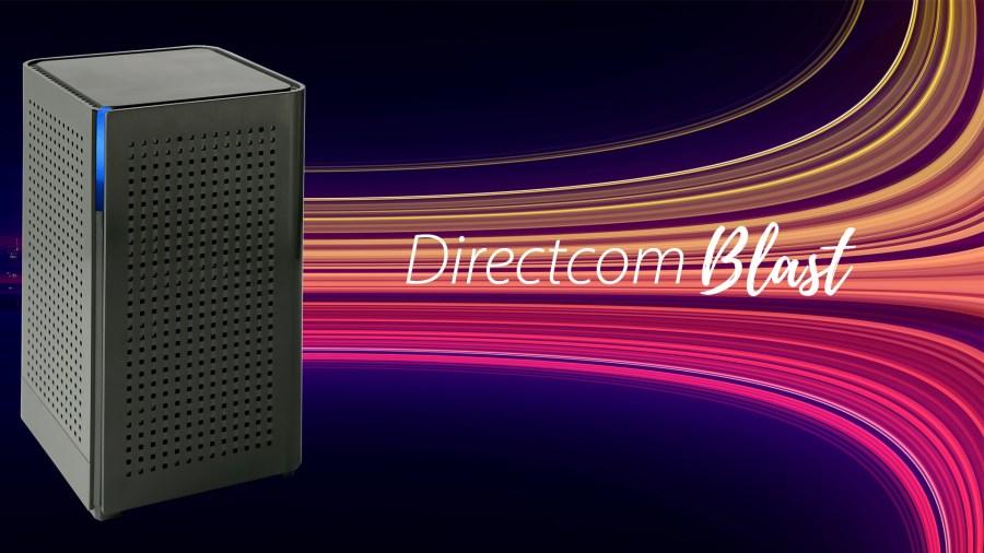 Directcom Blast ultimate Wi-Fi router