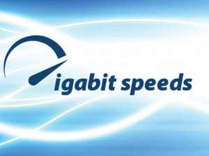 1 Gig Fiber Optic Speeds now available.