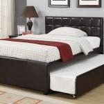 Twin Bed W Trundl W Slats F9215t Direct Discount Furniture