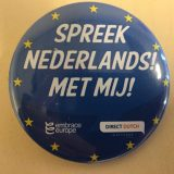 'Spreek Nederlands met mij', Embrace Europe edition