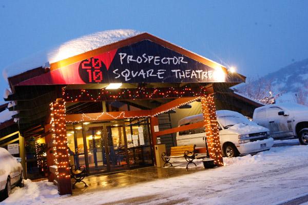 Prospector Square Theatre