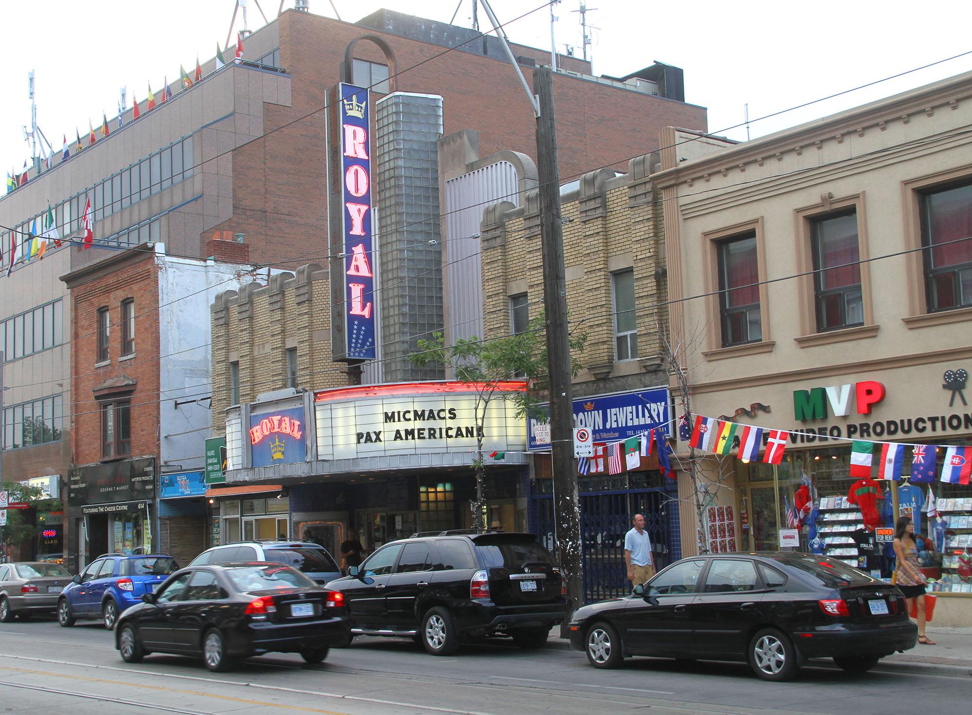 The Royal Cinema - Toronto