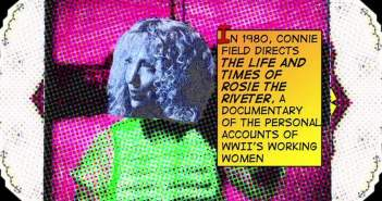"""""""The Herstory of the Female Filmmaker"""" by Kelly Gallagher"""