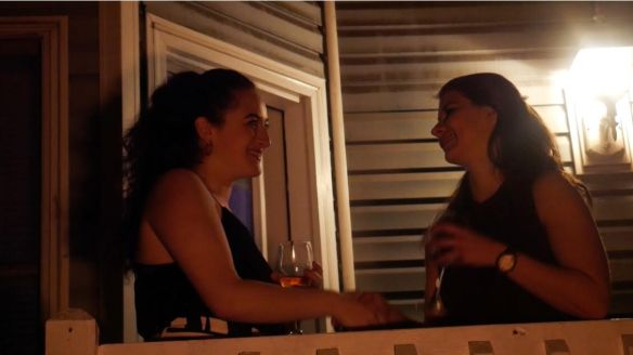 Left: Sophie Max, Right: Fay Koulouri