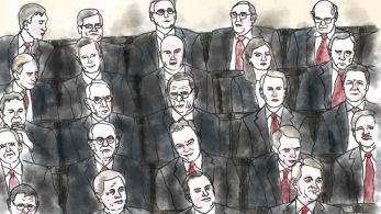 The Phantasmagoria of Offense: the male version