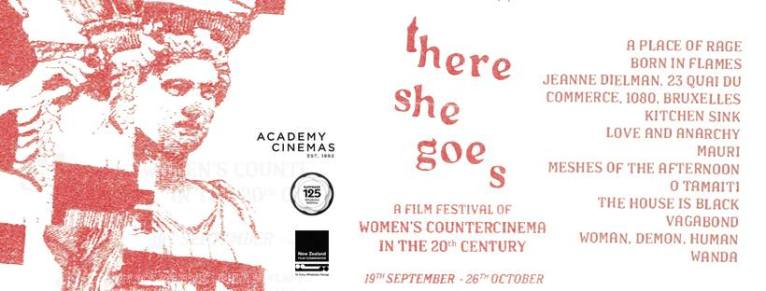 Image result for There She Goes: Women's Counter Cinema In The 20th Century