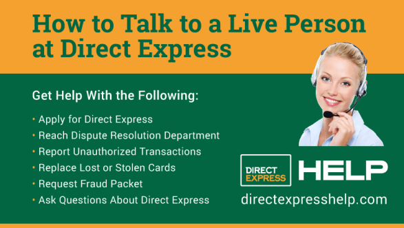 """How to Reach Direct Express Customer Service Live Person"""