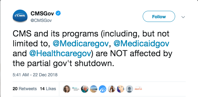 """""""Will Medicare Be Affected by the Government Shutdown?"""""""