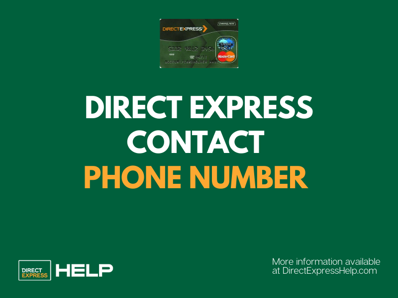 """Direct Express Contact Phone Number"""