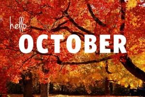 """""""October 2019 Social Security Payment Calendar"""""""