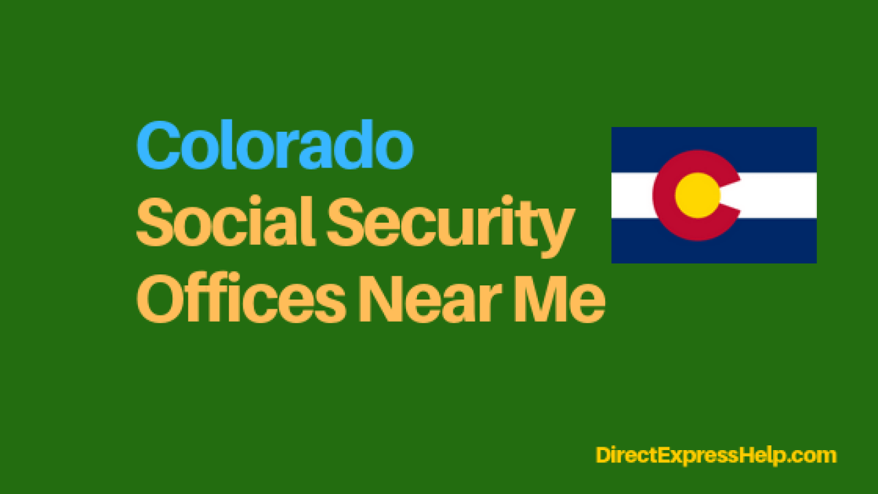 social security office greeley co