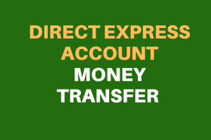 """Can I transfer money from my Direct Express card?"""
