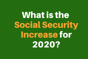 """Are Social Security recipients getting a raise in 2020"""