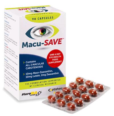 Macu-Save 90 Capsules
