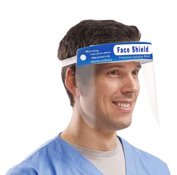 PPE Face Shield - Face Visor