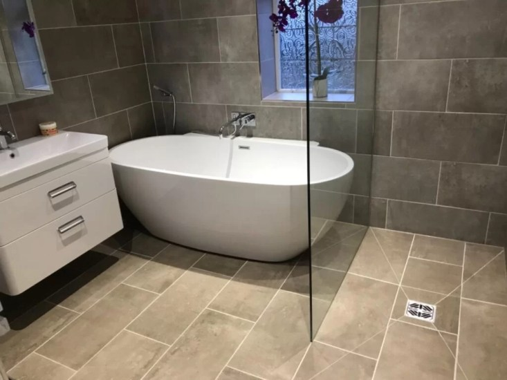 Wet rooms by Direct Heating Installations