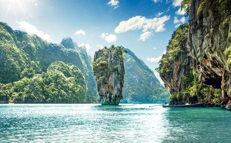 Bahía de Phang Nga, excursión desde Krabi