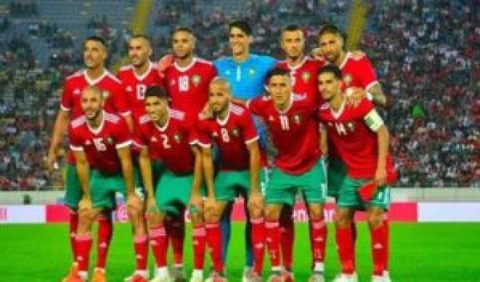 Mauritanie vs Maroc en direct et live streaming: Comment regarder le match ?