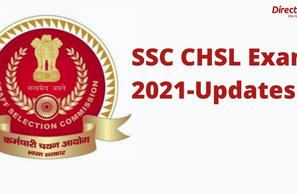SSC CHSL Exam 2021