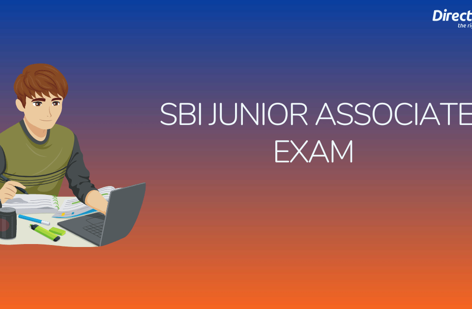 sbi junior associate exam