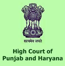 The high court of Punjab and Haryana Recruitment 2018 Steno, Clerk, Driver