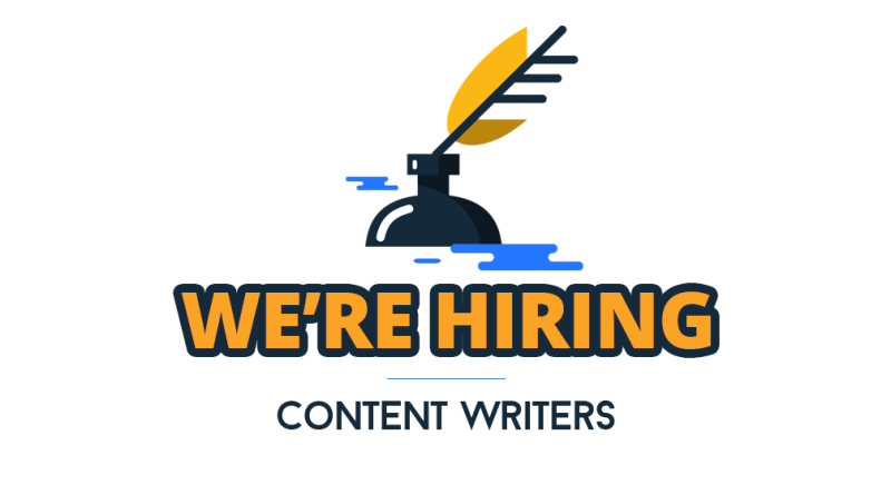 Content Writers | Direct Job Offer