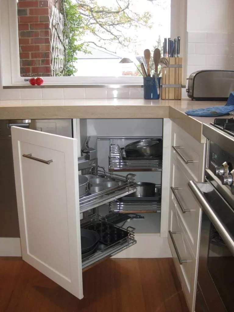 Custom Made Kitchen Cupboards
