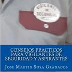 Libro consejos prácticos para vigilantes de seguridad