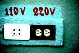 Que aire acondicionado consume menos electricidad 110v o 220v ?
