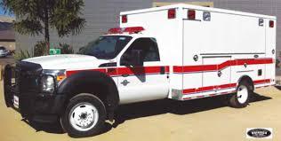 ¿Qué hay en una ambulancia?