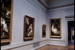La función de la galería de arte contemporáneo